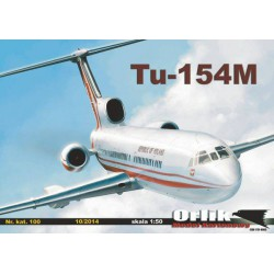 Tupolew Tu-154M, ORLIK, 1:50