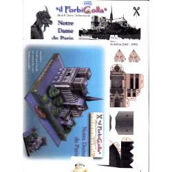 Notre Dame de Paris, Forbicolla, 1:160.