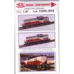 Locomotora, Ls 1000-002 1:87, H0