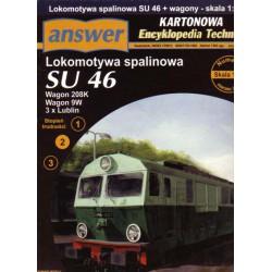 Locomotora, SU 46, 1:87