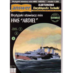 "HMS ""ABDIEL"", 1:200, ANSWER"