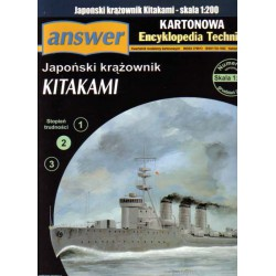 KITAKAMI, 1:200, ANSWER