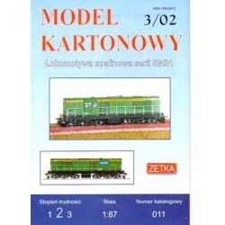 Locomotora serie SM31