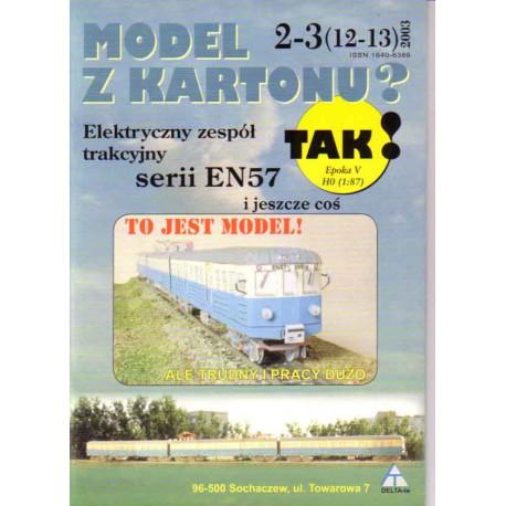 Serie EN57 tren eléctrico.