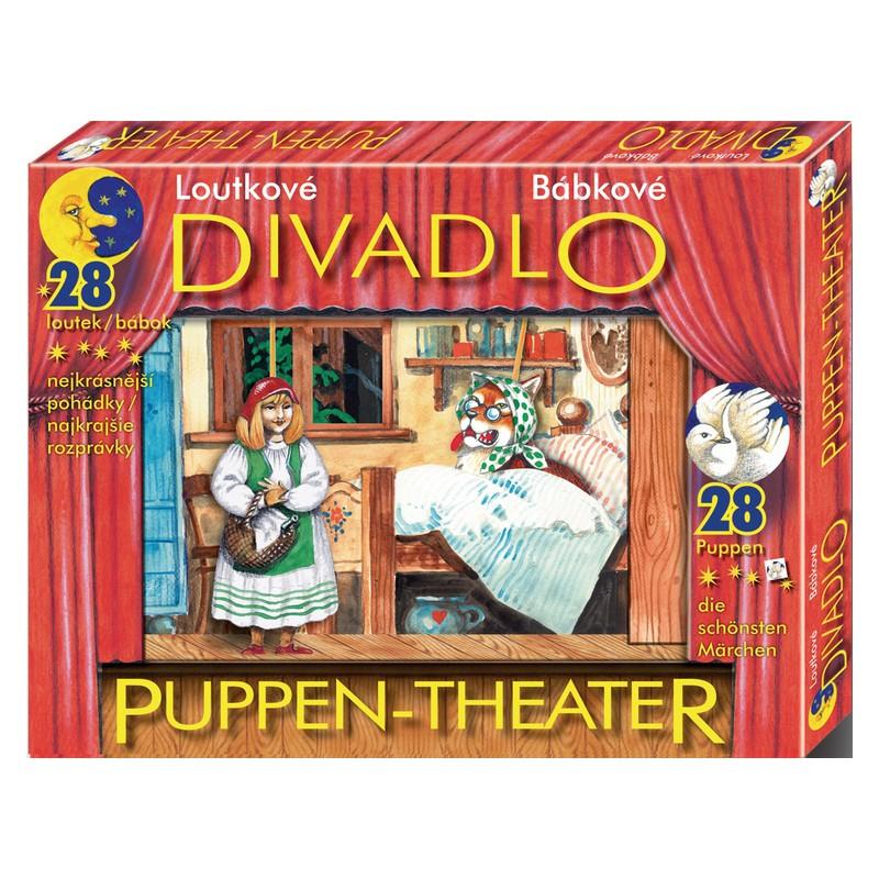 Teatro de munecas - Casa de munecas teatro ...