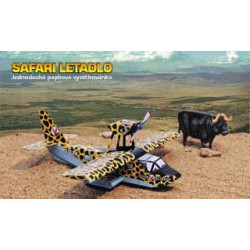 Safari: Hidroavión + búfalo