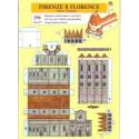 Florencia, Tarjetas Pre-recortadas.