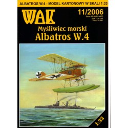 Albatros W.4 1:33