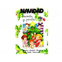 Navidad recorta y pinta 4, En Catalán