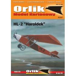 "HL-2 ""HAROLDEK"", 1:33"
