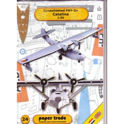 Consolidated PBY-5a CATALINA, 1:50