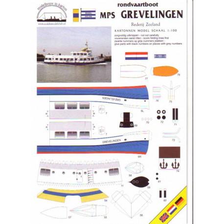 MPS GREVELINGEN, 1:100
