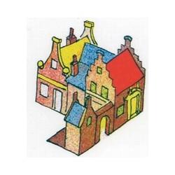 Dos edificios: POORT y HOFJE