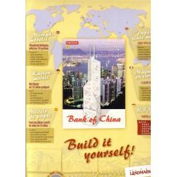 Banco de China, 1:1800, Paper Landmarks, PLATA