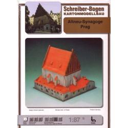 Sinagoga de Praga, 1:87, HO