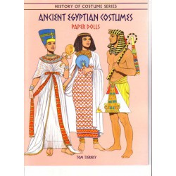 Ancient Egyptian Costumes, Tom Tierney