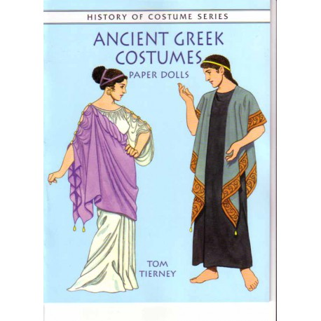 Ancient Greek costumes, Tom Tierney