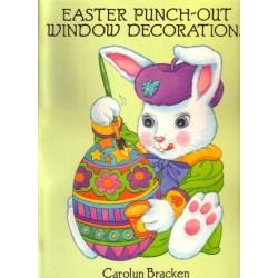 Decoraciones de Pascua precortadas.