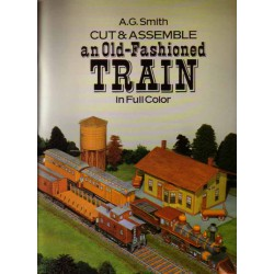 Tren antiguo. A.G. Smith