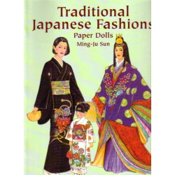 Traditional Japanese Fashions, Ming Ju Sun