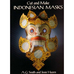 Máscaras Indonesias, A.G. Smith y Josie HAzen