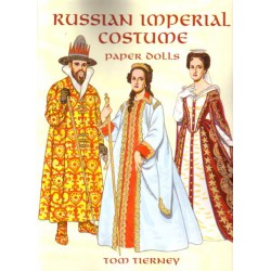Russian Imperial Costume, Tom Tierney.