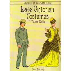 Late Victorian Costumes, Tom Tierney.