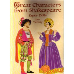 Great Characters from Shakespeare, Tom Tierney.
