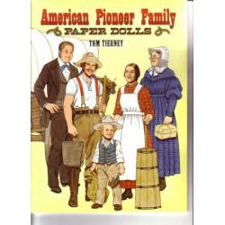 American Pioneer Family, Tom Tierney
