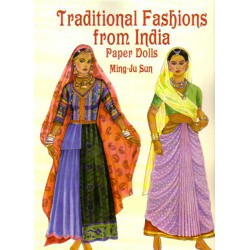 Traditional Fashions from India, Ming-Ju Sun