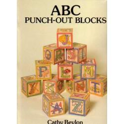 ABC Bloques precortados. Cathy Beylon.