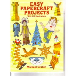 EASY PAPERCRAFT PROJECTS, Michael Grater