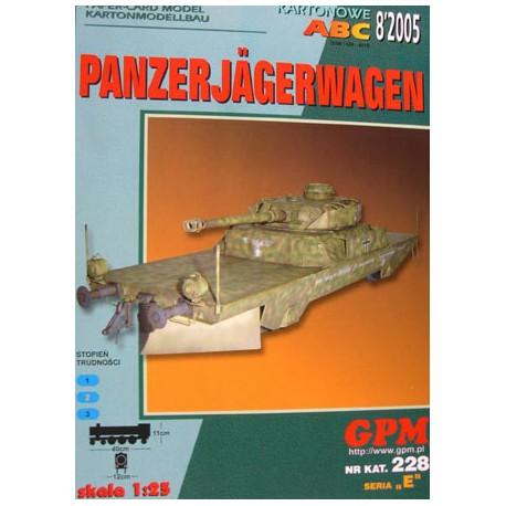 Panzerjagenwagen, 1:25