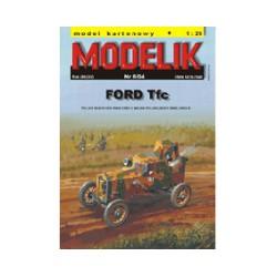 Ford Tfc (vehículo blindado) 1:25