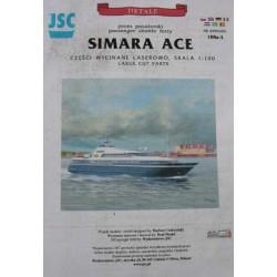 SIMARA ACE, JSC, 1:100, Laser frames.