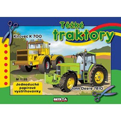 Tractores, 1:35
