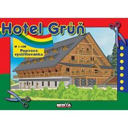 Hotel Grun, 1:100