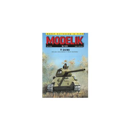 T-34/85, 1:25