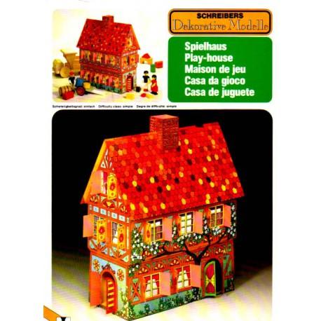 Casa de juguete
