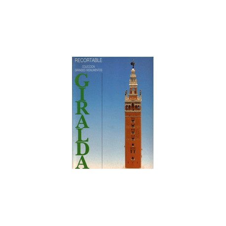 Giralda, Sevilla. 1:150.