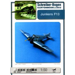 JUNKERS F13, 1:50