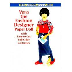 Vera, diseñadora de moda, Steadman