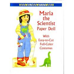 María, científica, Pomaska