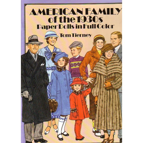 American Family of the 1930s, Tom Tierney