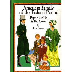 American Family of the Federal Period, Tom Tierney