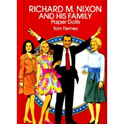 Richard Nixon and his family, Tom Tierney