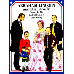 Abraham Lincoln and his family, Tom Tierney