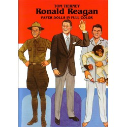 Ronald Reagan. Tom Tierney