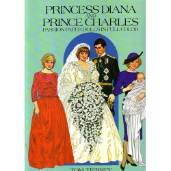 Princess Diana and Prince Charles, Tom Tierney