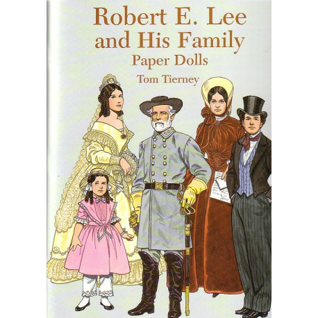 Robert E. Lee and his family. Tom Tierney